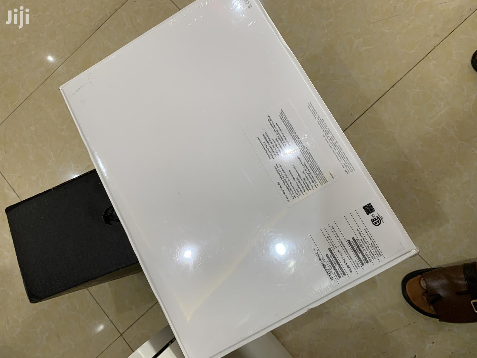 Archive: New Laptop Apple MacBook Pro 16GB Intel Core i9 SSD 1T