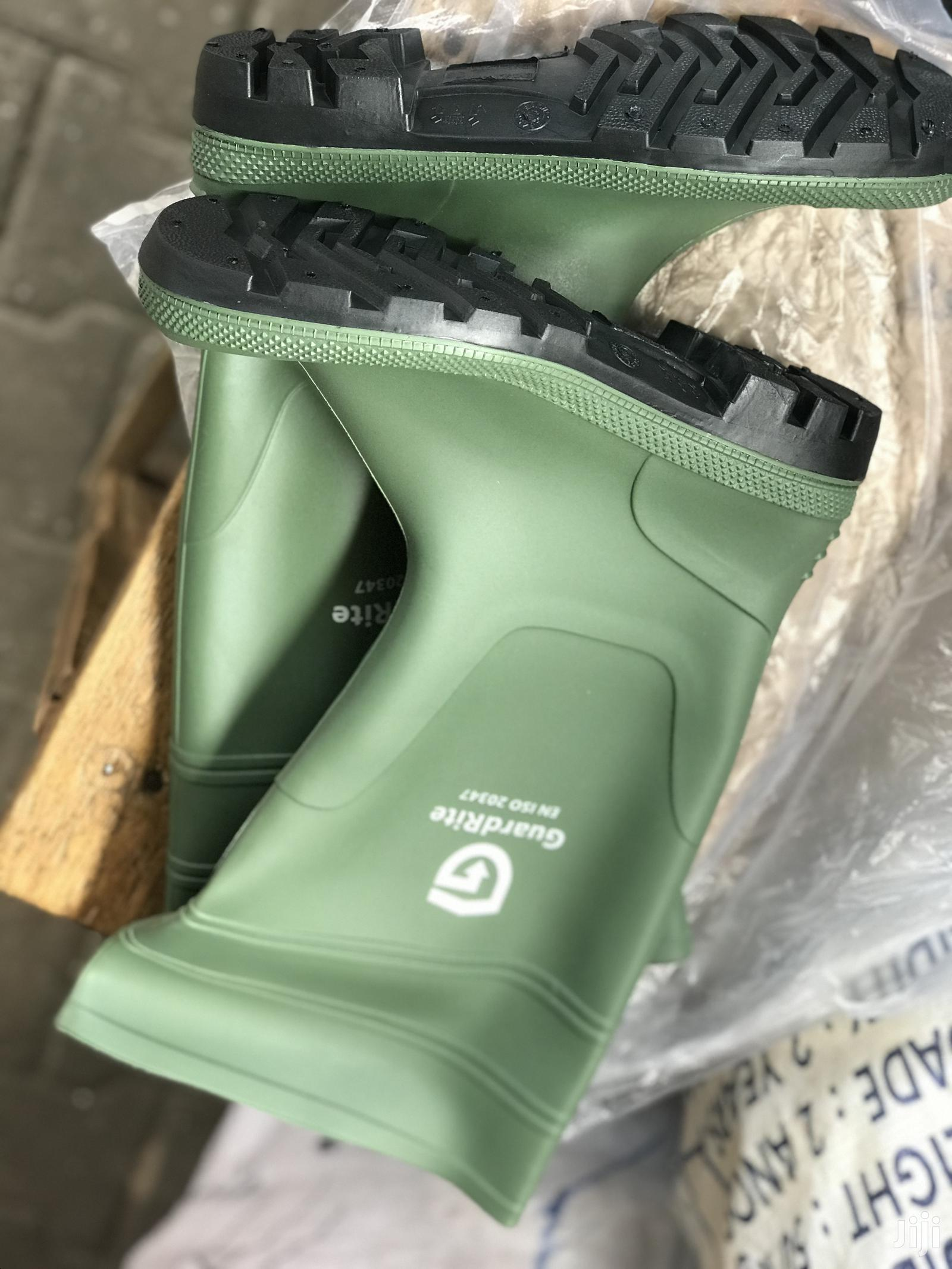 Wellington Boots From Italy   Safety Equipment for sale in Abelemkpe, Greater Accra, Ghana