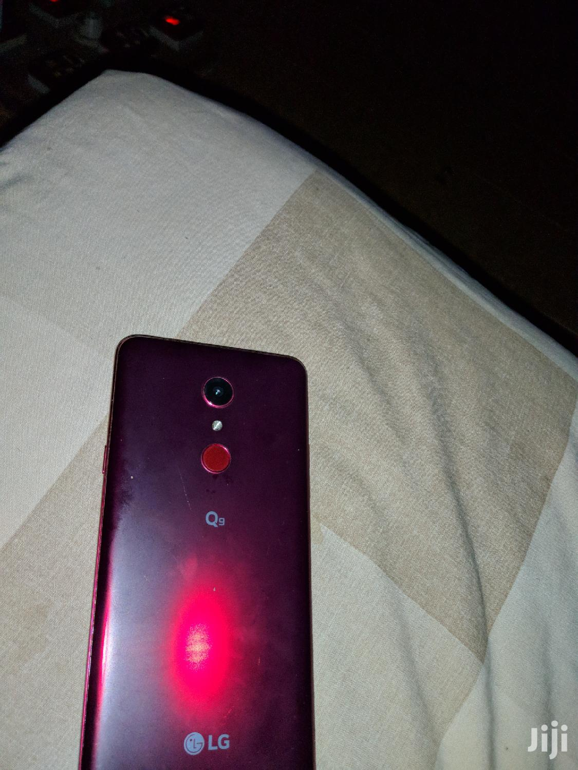 Archive: LG Q9 64 GB Red
