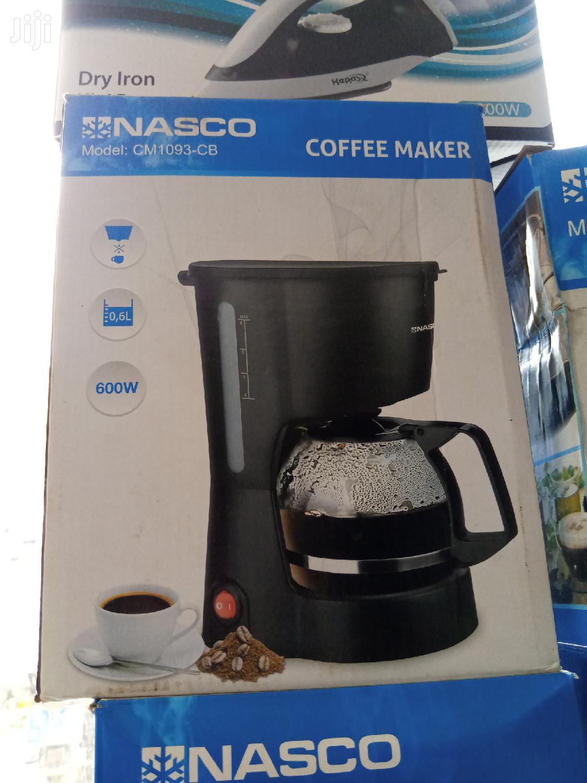 Hot Nasco Coffee Maker