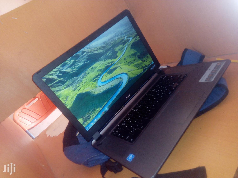 Laptop Acer Chromebook 15 4GB Intel Core I5 SSD 16 GB