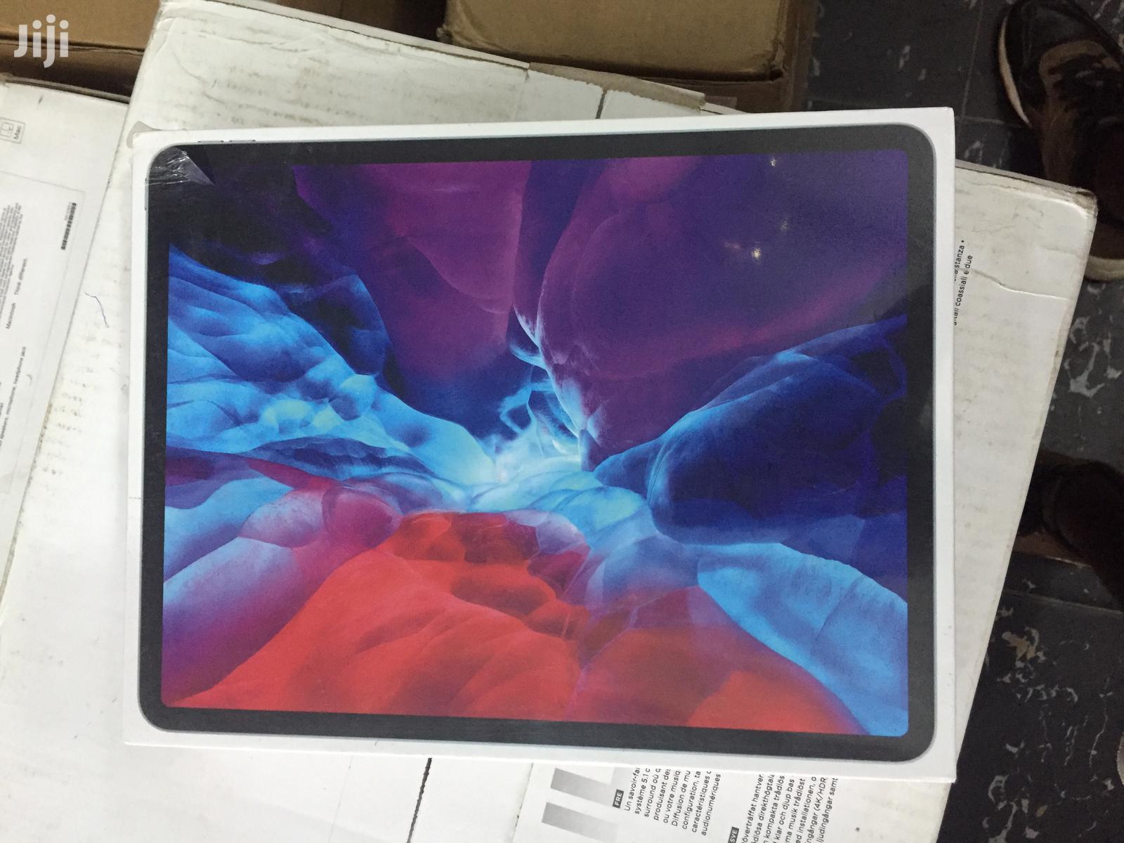 New Apple iPad Pro 12.9 256 GB Silver