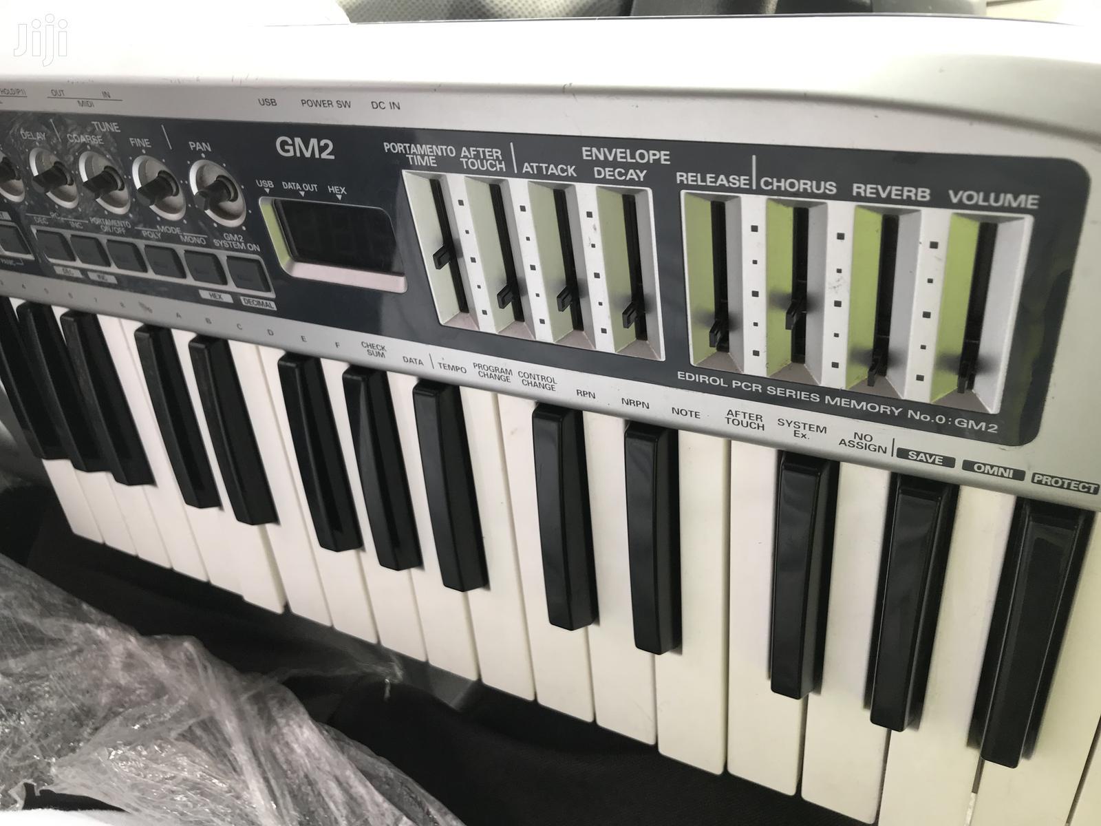 Edirol Midi PCR30 | Musical Instruments & Gear for sale in Accra Metropolitan, Greater Accra, Ghana