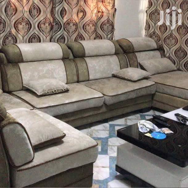 Quality Full Set Leather Sofa