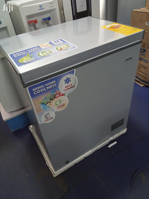 New Nasco Chest Freezer 150ltrs