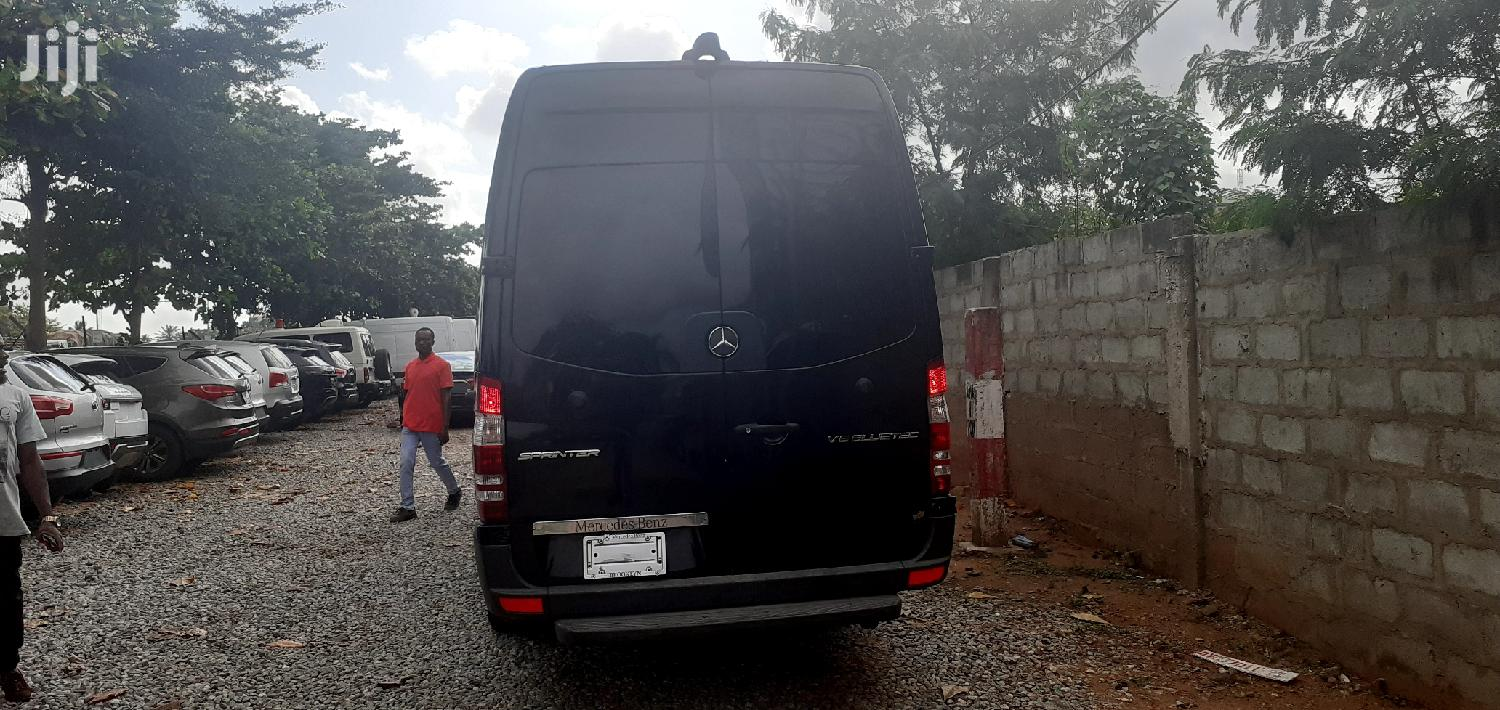 Archive: Mercedes Benz Sprinter 3500,Double Axle,V6 2015 Mod.For Sale