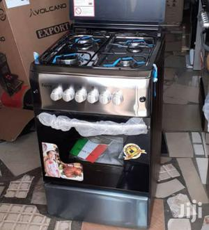 Brand New Ferre 4 Burner 50X50 Gas Cooker With Oven (Black) | Kitchen Appliances for sale in Greater Accra, Accra Metropolitan