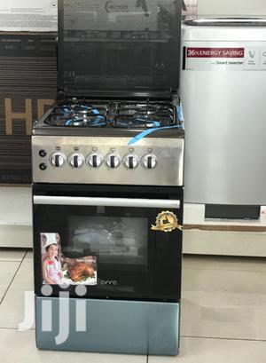 POWERFUL FERRE 4 Burner 50X50 Gas Cooker With OVEN (BLACK) | Kitchen Appliances for sale in Greater Accra, Accra Metropolitan