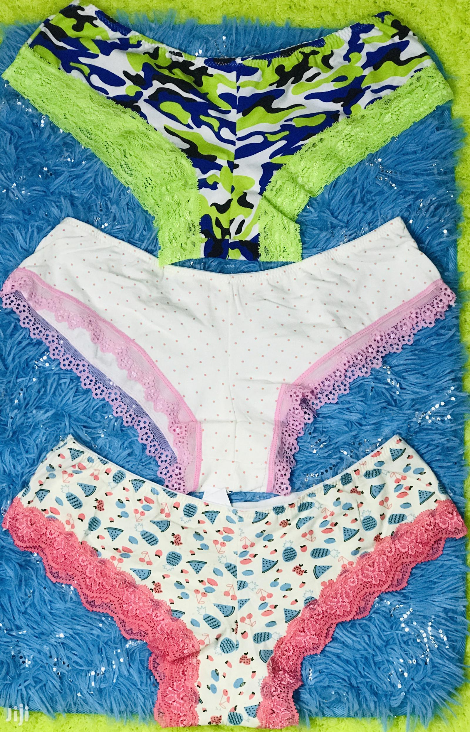 Ladies Panties | Clothing for sale in Ledzokuku-Krowor, Greater Accra, Ghana