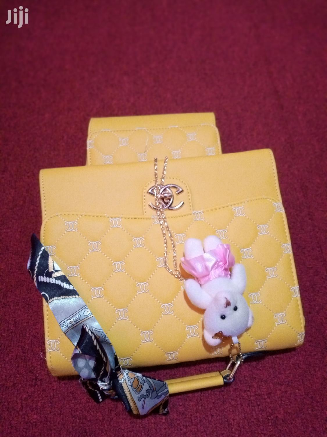 Ladies Hand Bags In Different Colors