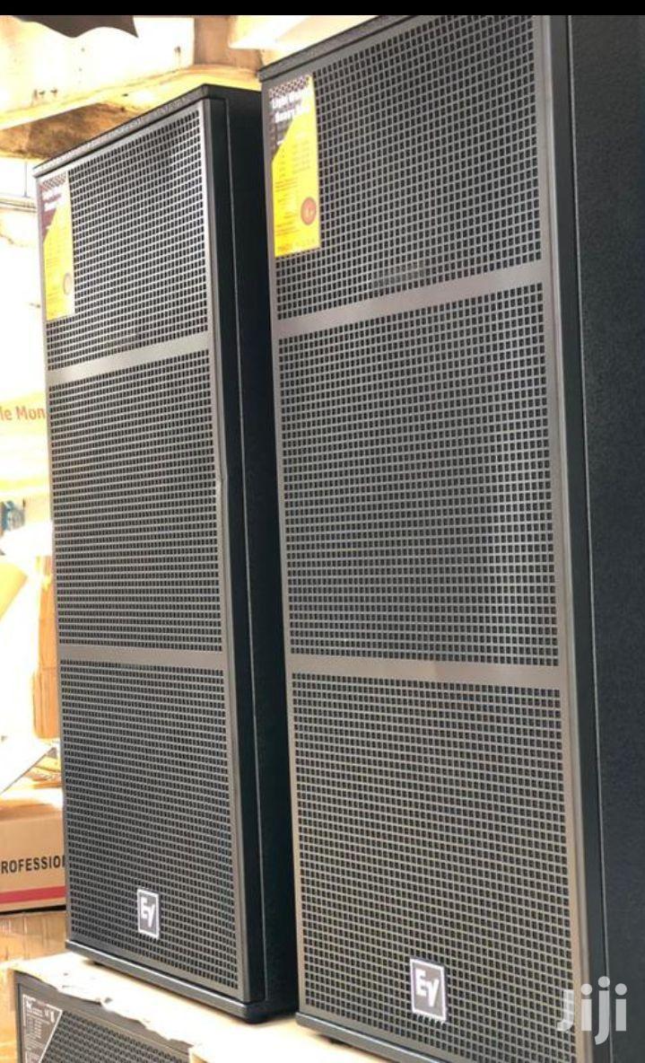 Electro Voice (EV) Full Range Speakers