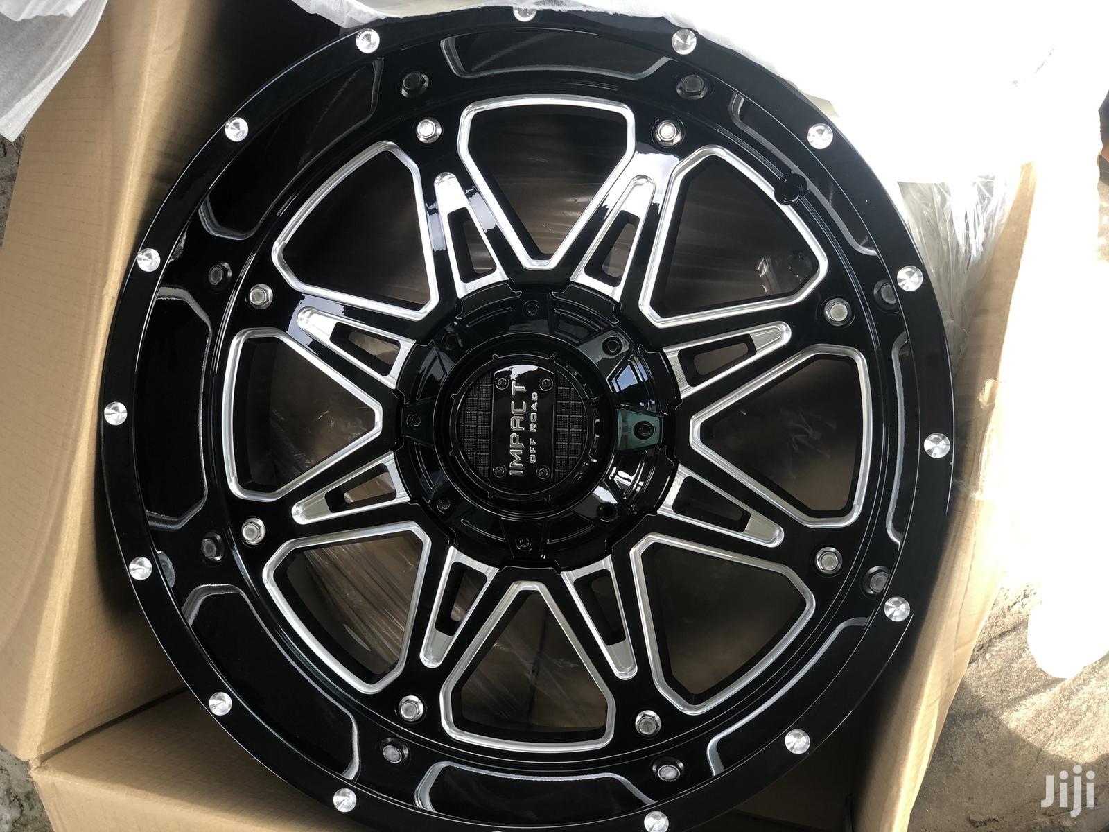 Ford F150 Rim
