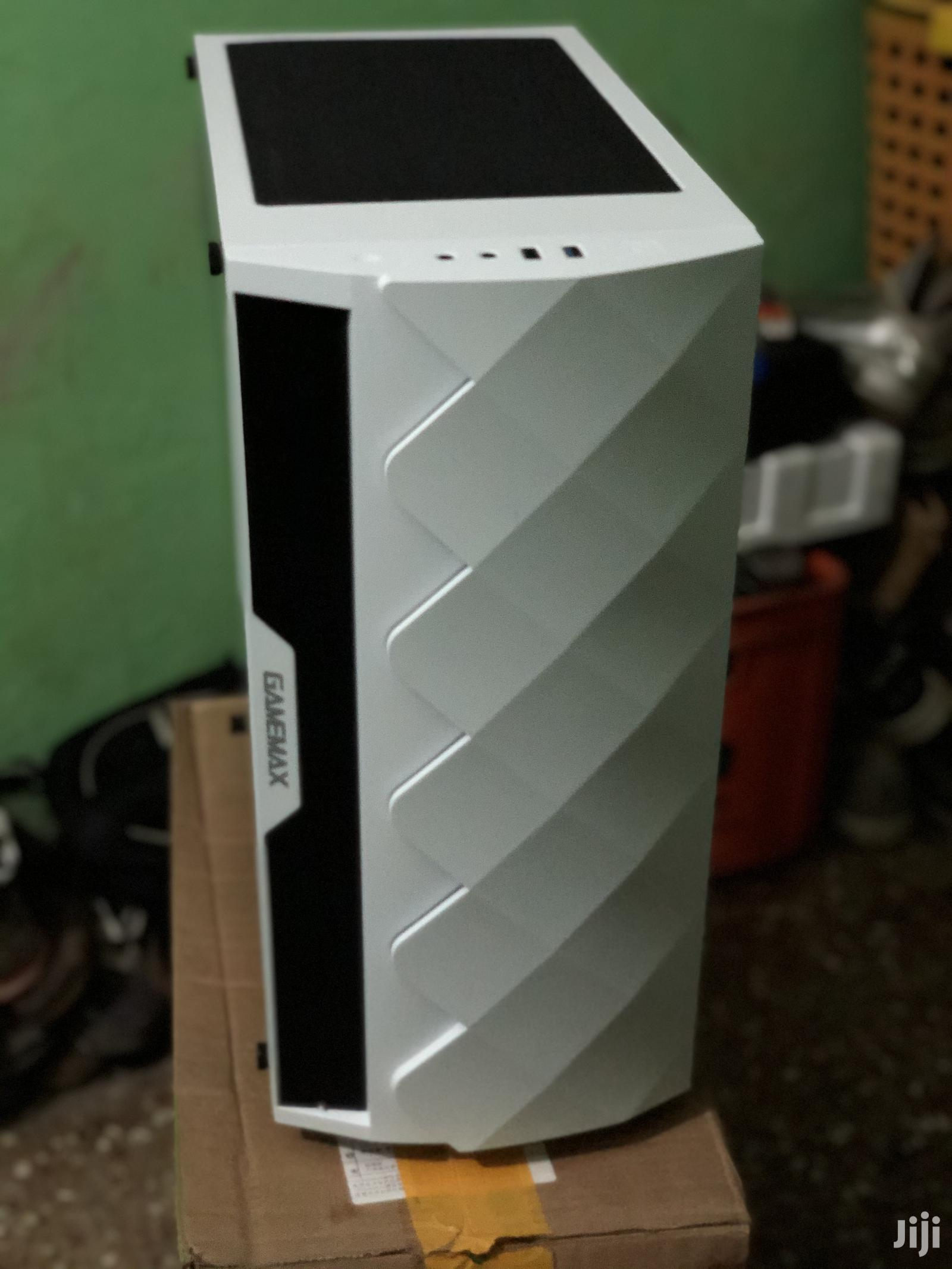Computer Rgb Gaming Case For Custom Desktops