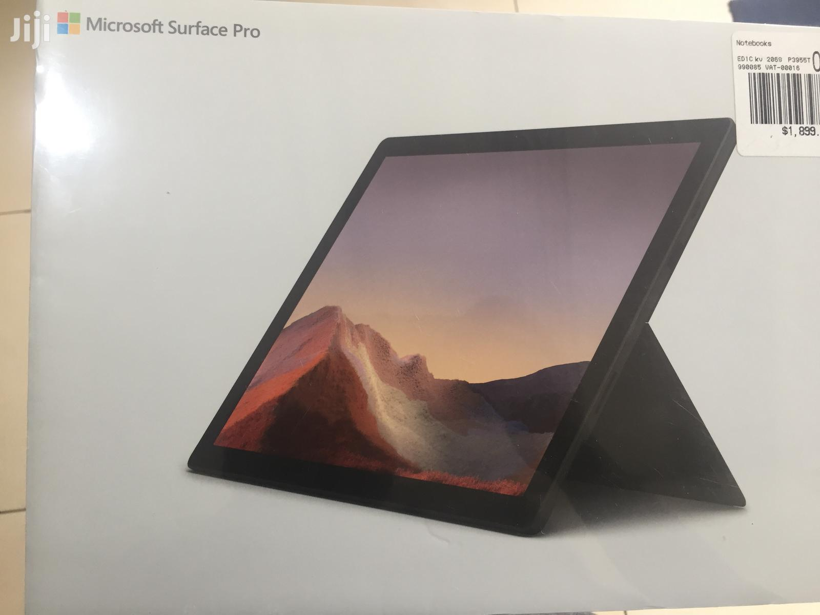New Microsoft Surface Pro 512 GB Black | Tablets for sale in Kokomlemle, Greater Accra, Ghana
