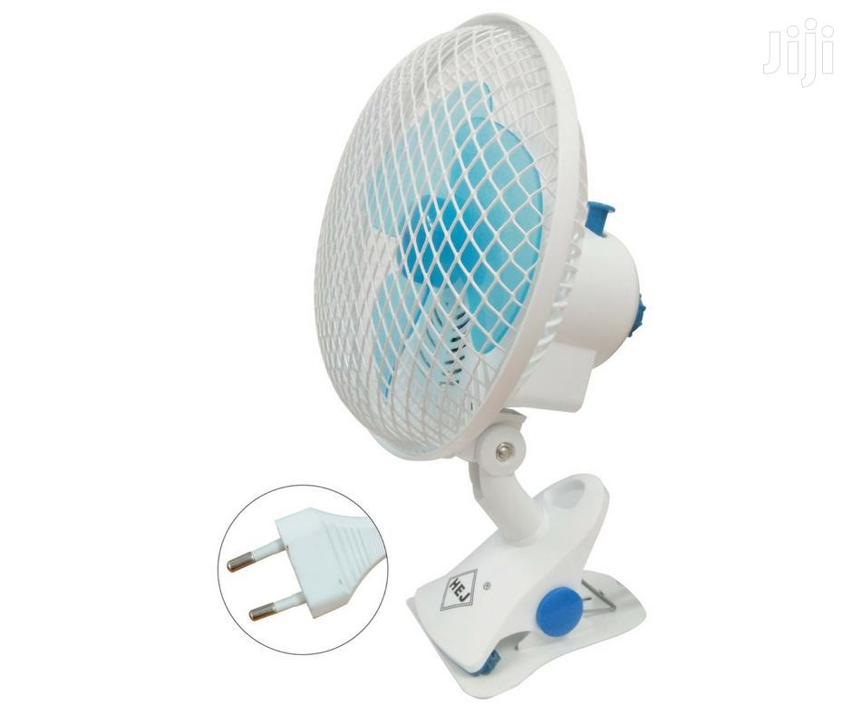 3 In 1 Fan (Desk Fan/Clip Fan/Wall Fan)