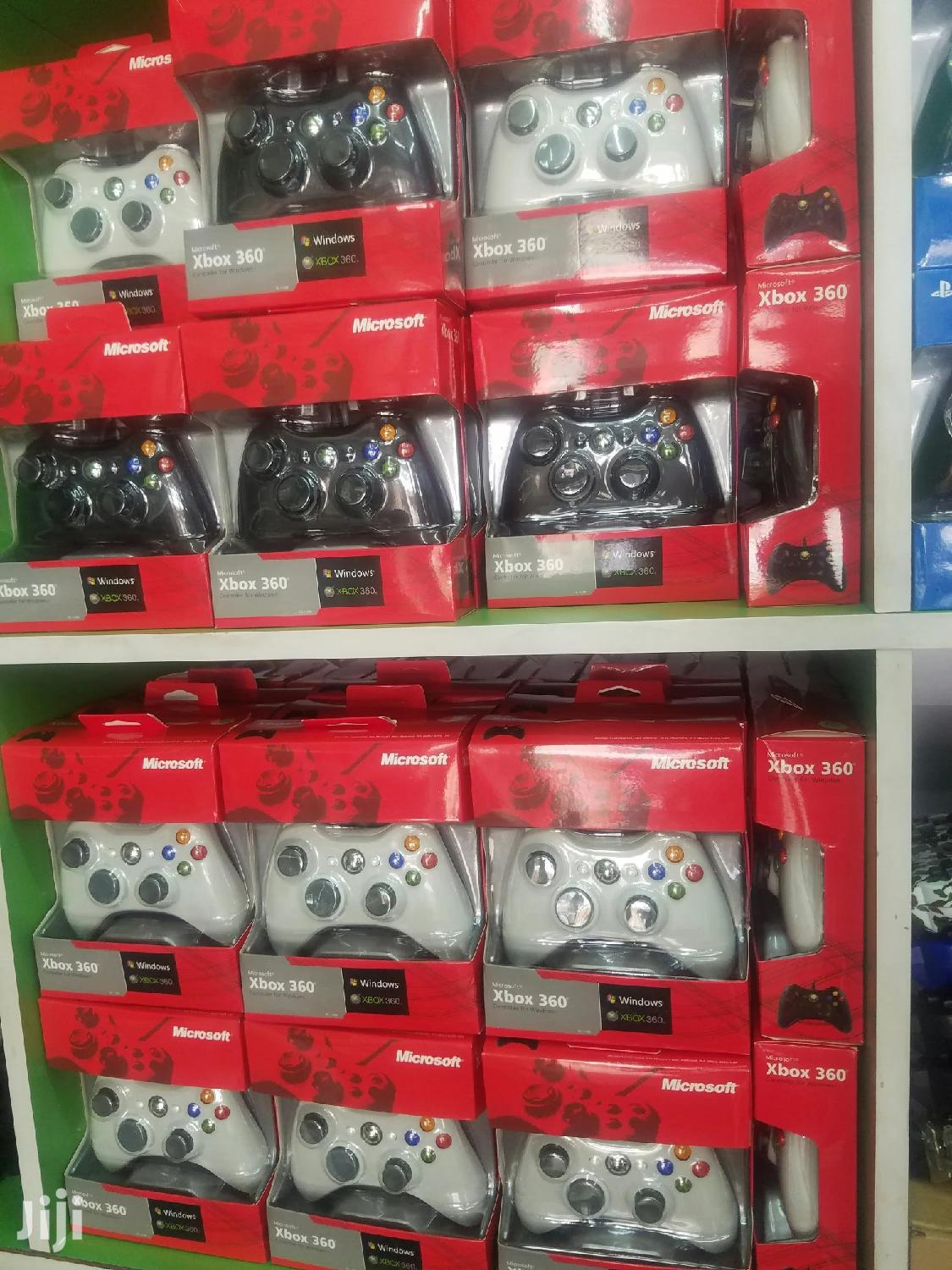 Xbox 360 USB Controllers For Sale