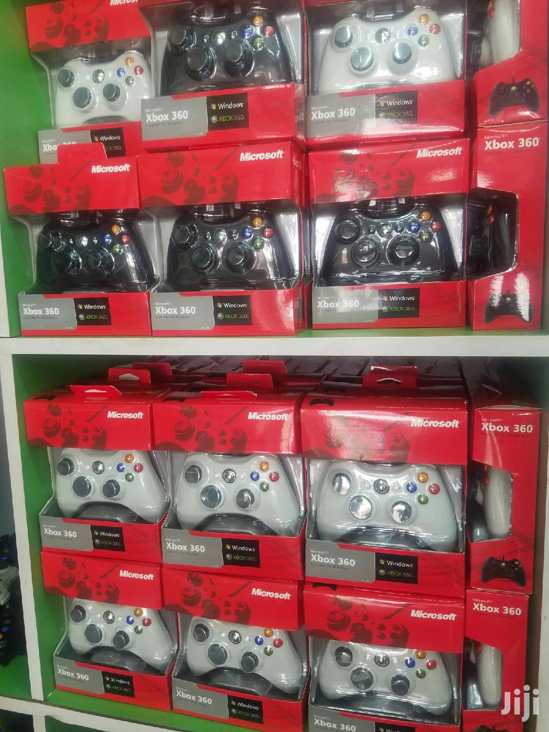 Xbox 360 USB Controllers For Sale | Video Game Consoles for sale in Teshie-Nungua Estates, Greater Accra, Ghana