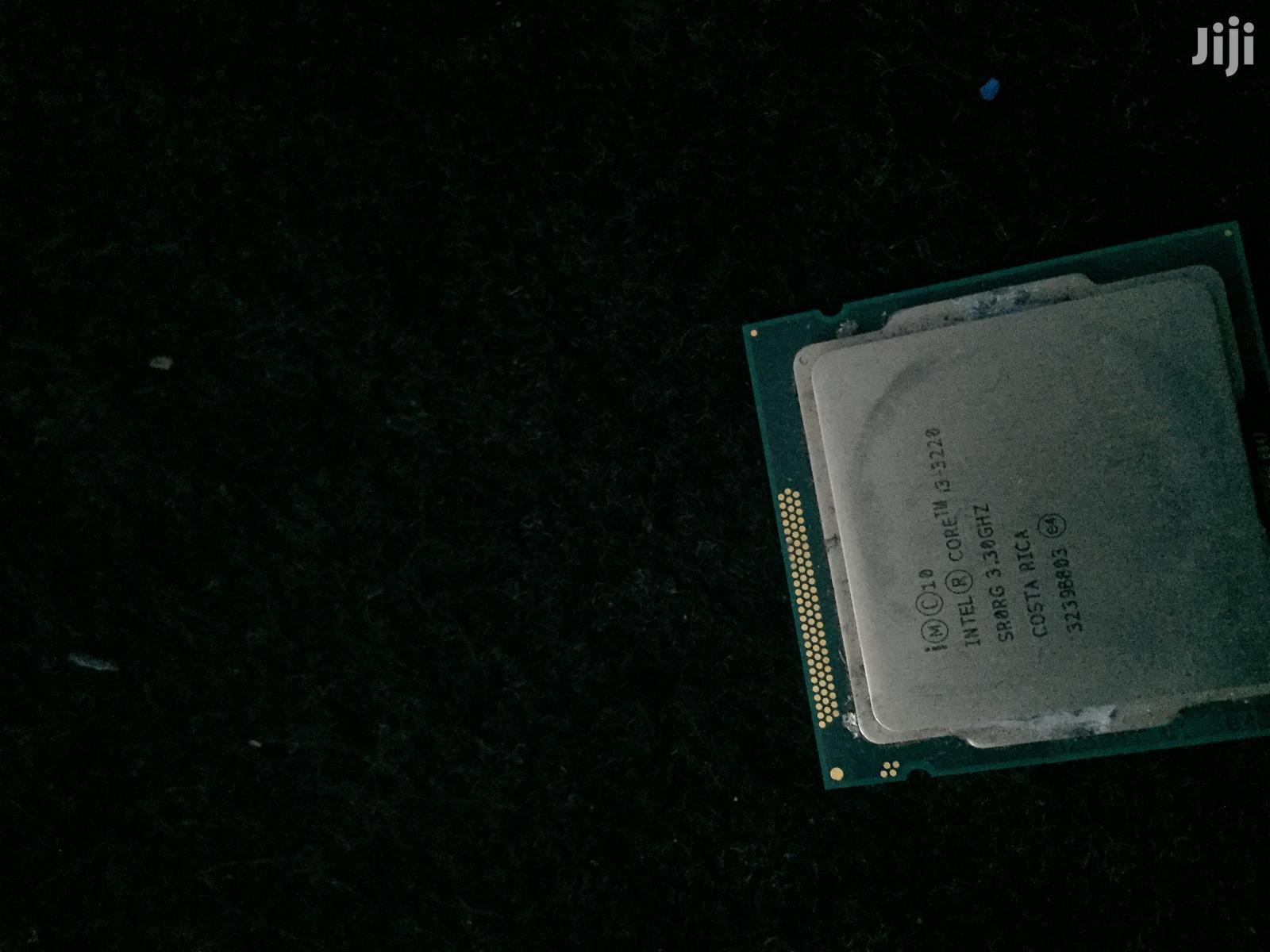 Archive: I3 3gen Processor 3.3 Ghz