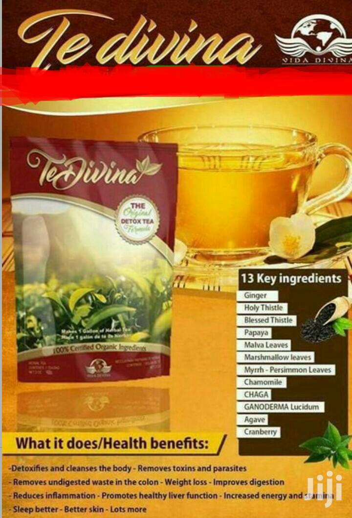 Archive: Original Tea Divina From USA For Sale