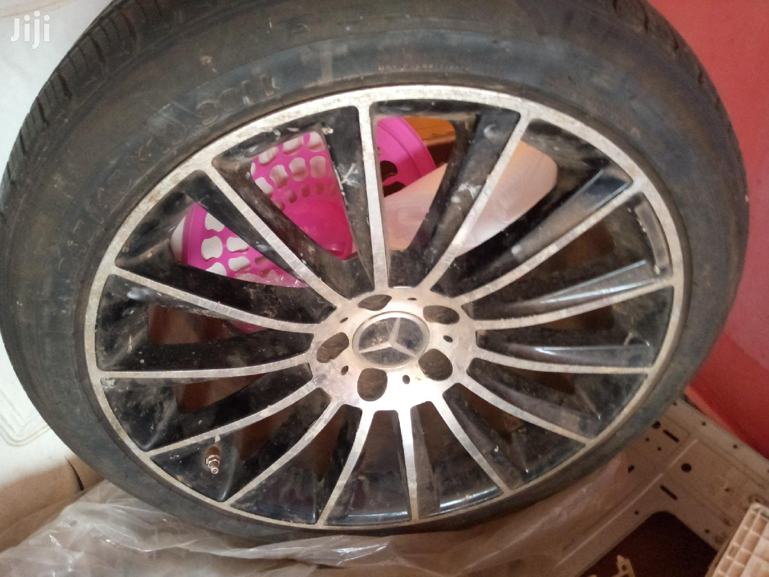3 Set Of Benz Rims For Sale At A Cool Price