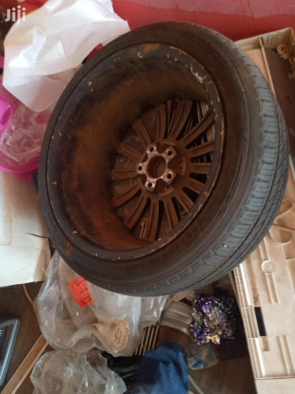 3 Set Of Benz Rims For Sale At A Cool Price   Vehicle Parts & Accessories for sale in Achimota, Greater Accra, Ghana
