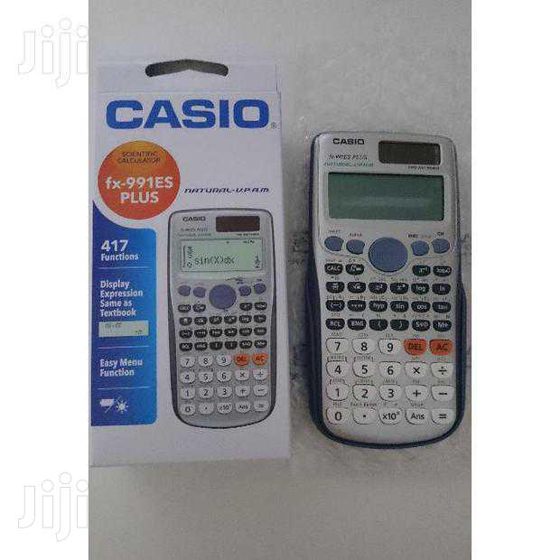 Original Casio Fx-991es PLUS Scientific Calculator | Stationery for sale in East Legon (Okponglo), Greater Accra, Ghana