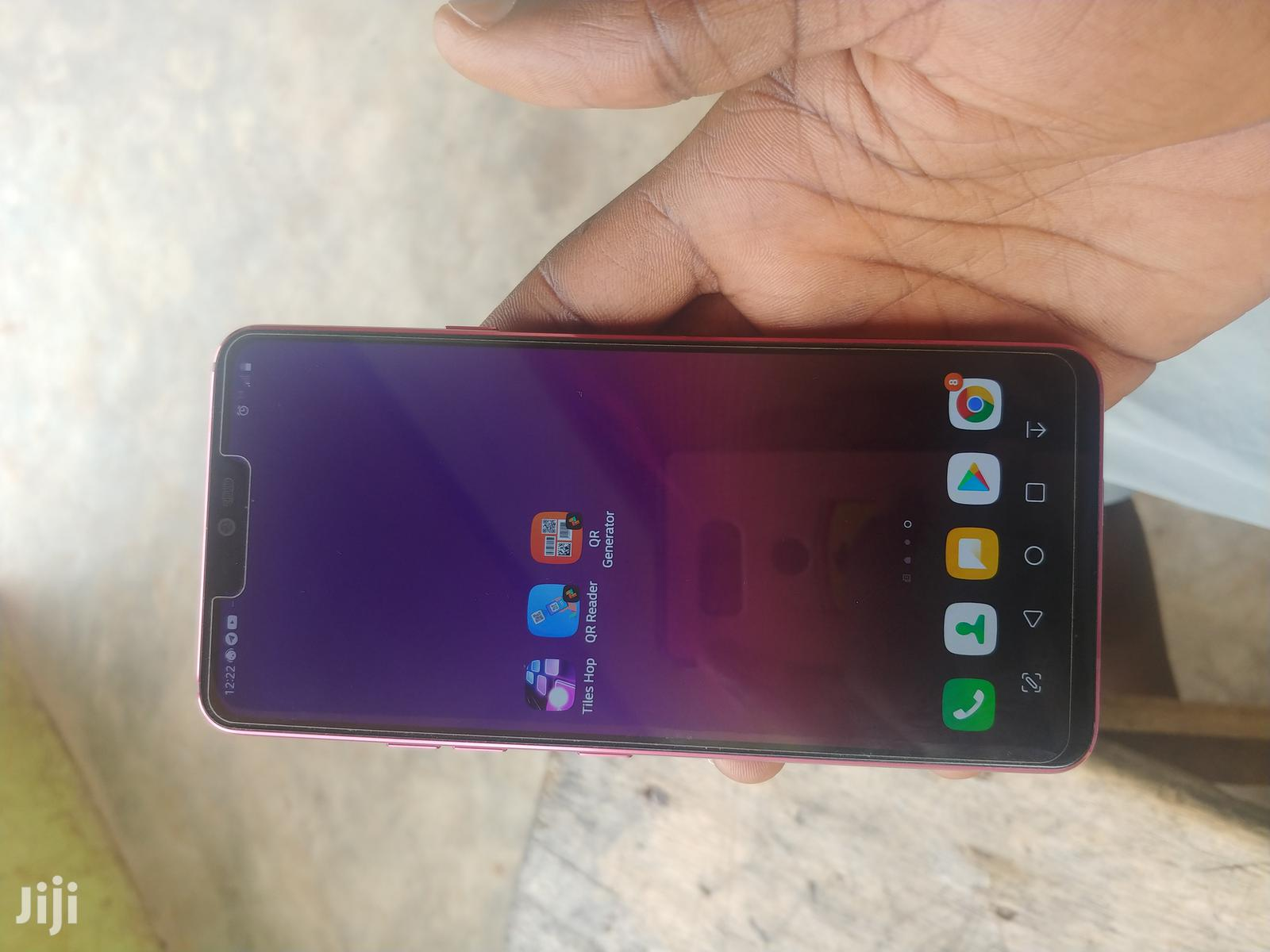 Archive: LG G7 ThinQ 64 GB Pink