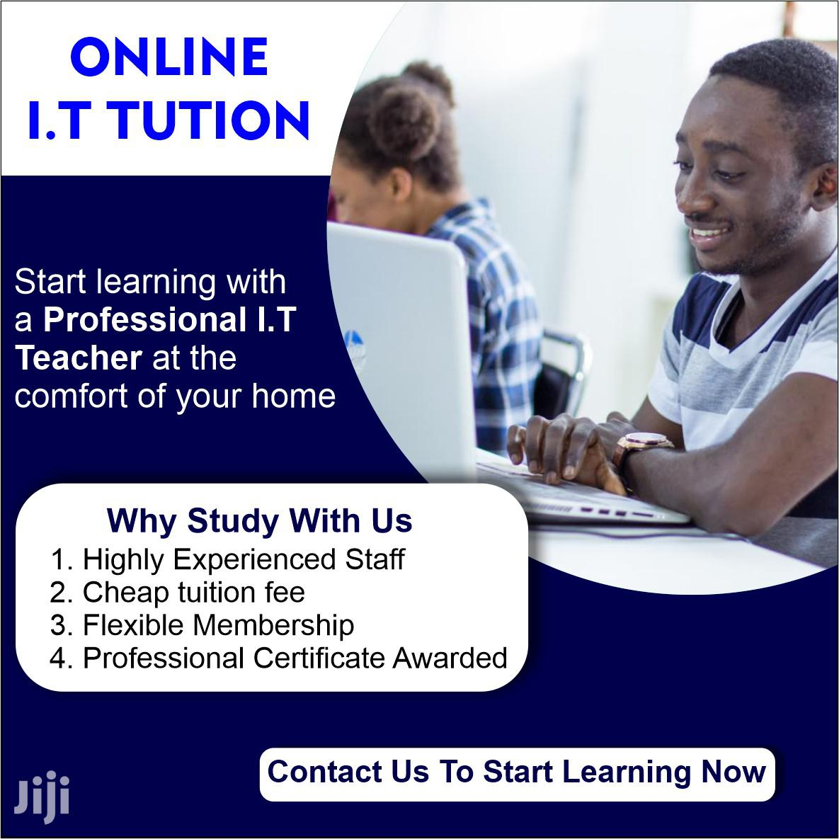Online IT Tuition