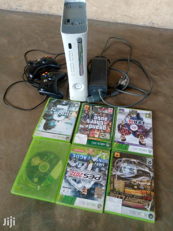 Archive: White Xbox 360 Console