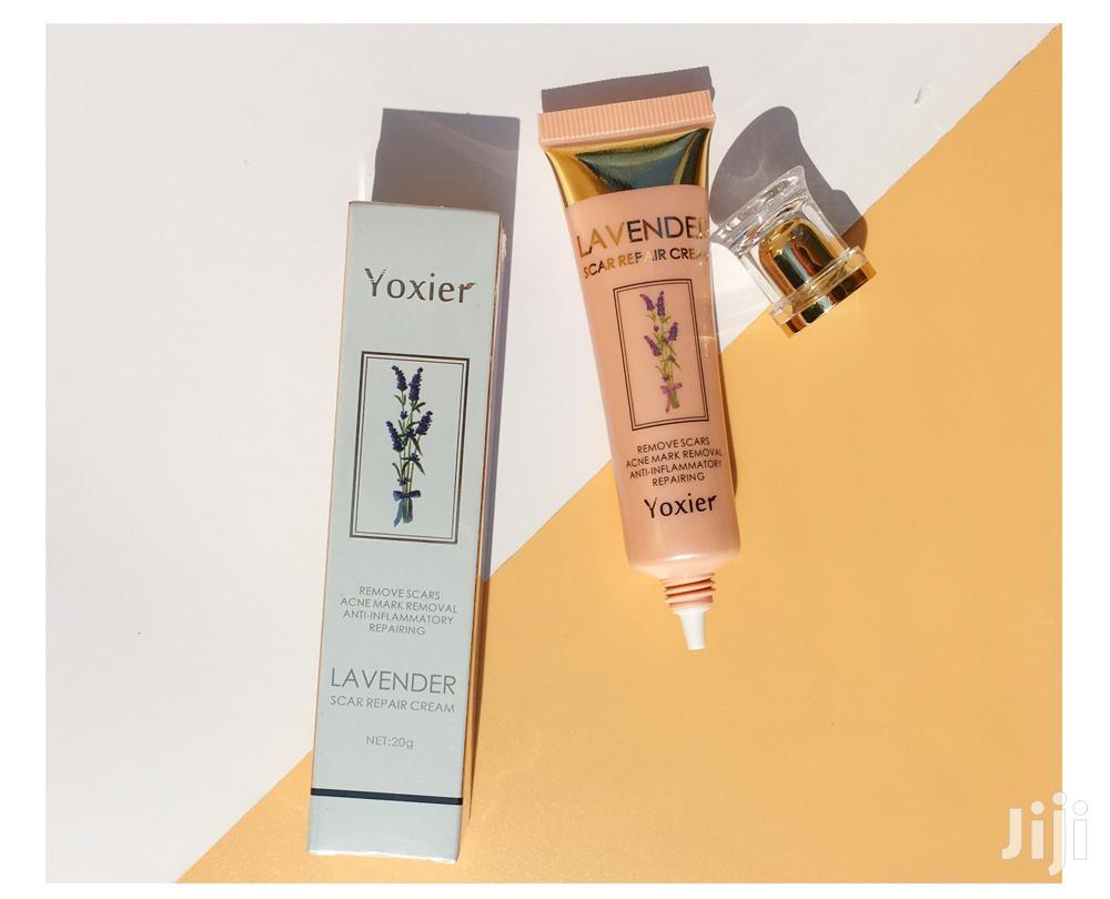 Yoxier Acne Scar Stretch Marks Remover Cream Repair Face | Skin Care for sale in Kumasi Metropolitan, Ashanti, Ghana