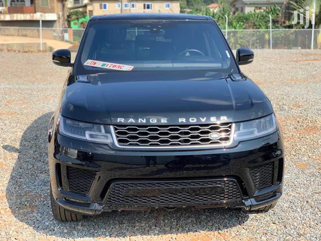 Land Rover Range Rover Sport 2020 HSE Dynamic 4x4 Black