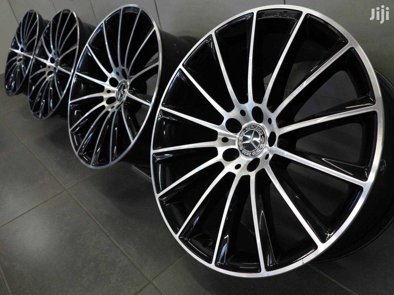 Benz Rims 17