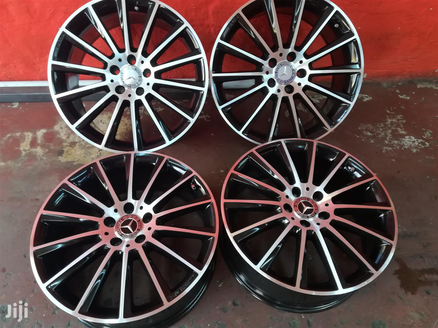 Benz Rims 17 | Vehicle Parts & Accessories for sale in Dansoman, Greater Accra, Ghana