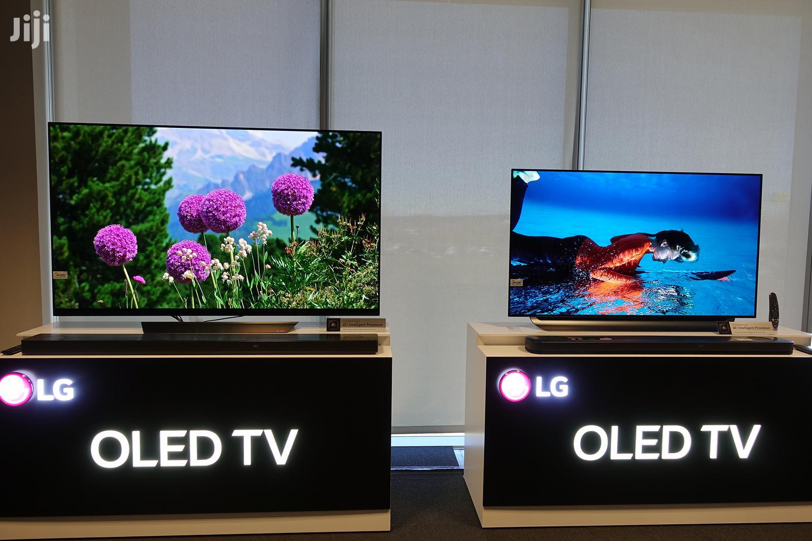 "LG - 55"" Class - OLED - B8 Series - 2160p - Smart - 4K UHD"