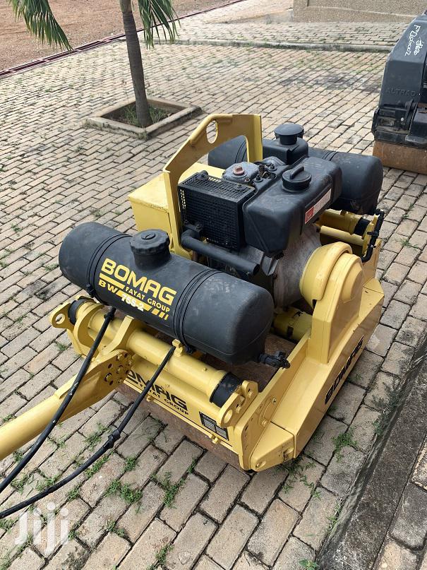 Bomag BWR Roller