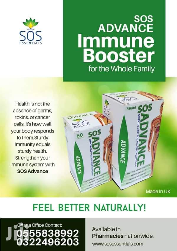 SOS Advance   Vitamins & Supplements for sale in Bolgatanga Municipal, Upper East Region, Ghana
