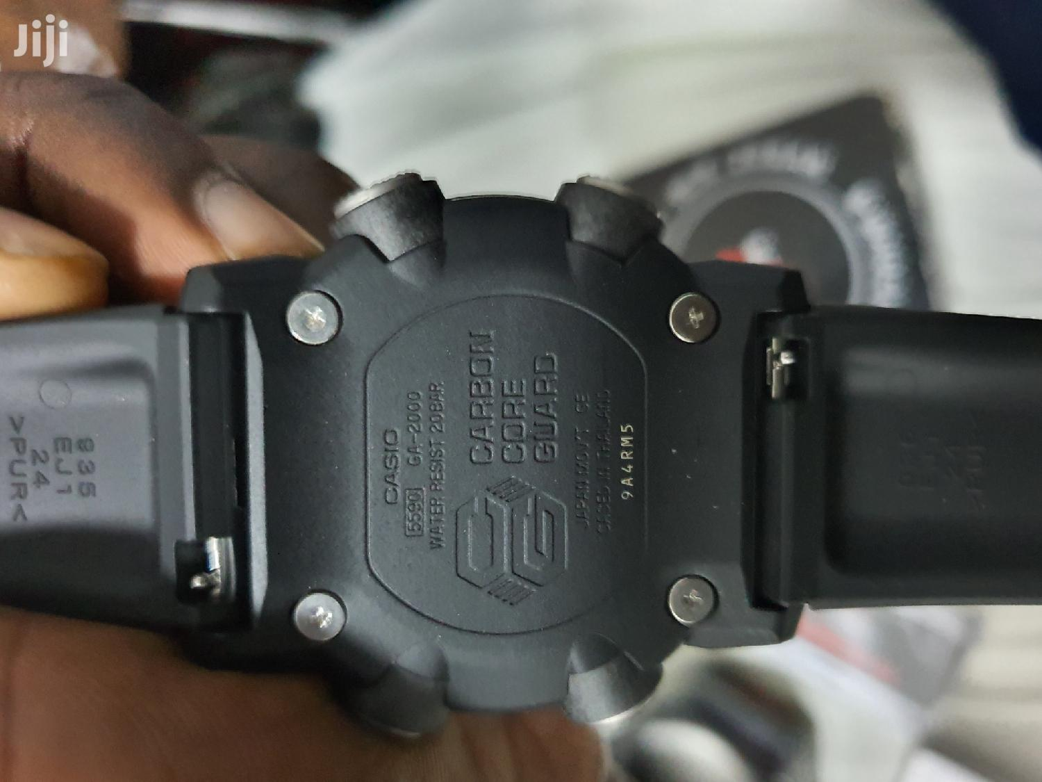 Original Casio G Shock Carbon | Watches for sale in Cantonments, Greater Accra, Ghana
