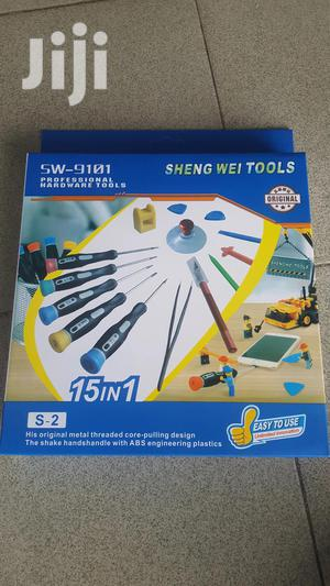 15 In 1 Complete Set Tools | Hand Tools for sale in Greater Accra, Accra Metropolitan