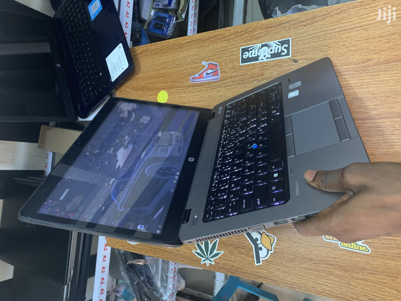Laptop HP EliteBook 840 G1 8GB Intel Core I7 HDD 1T | Laptops & Computers for sale in Kokomlemle, Greater Accra, Ghana