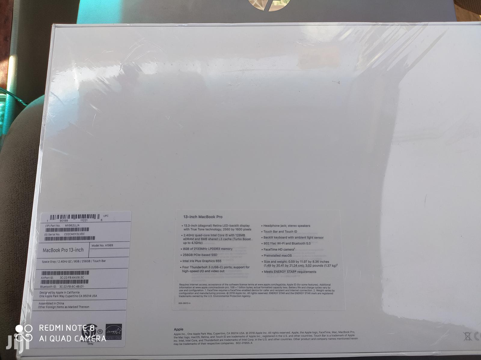 Archive: New Laptop Apple MacBook Pro 8GB Intel Core i5 SSD 128GB