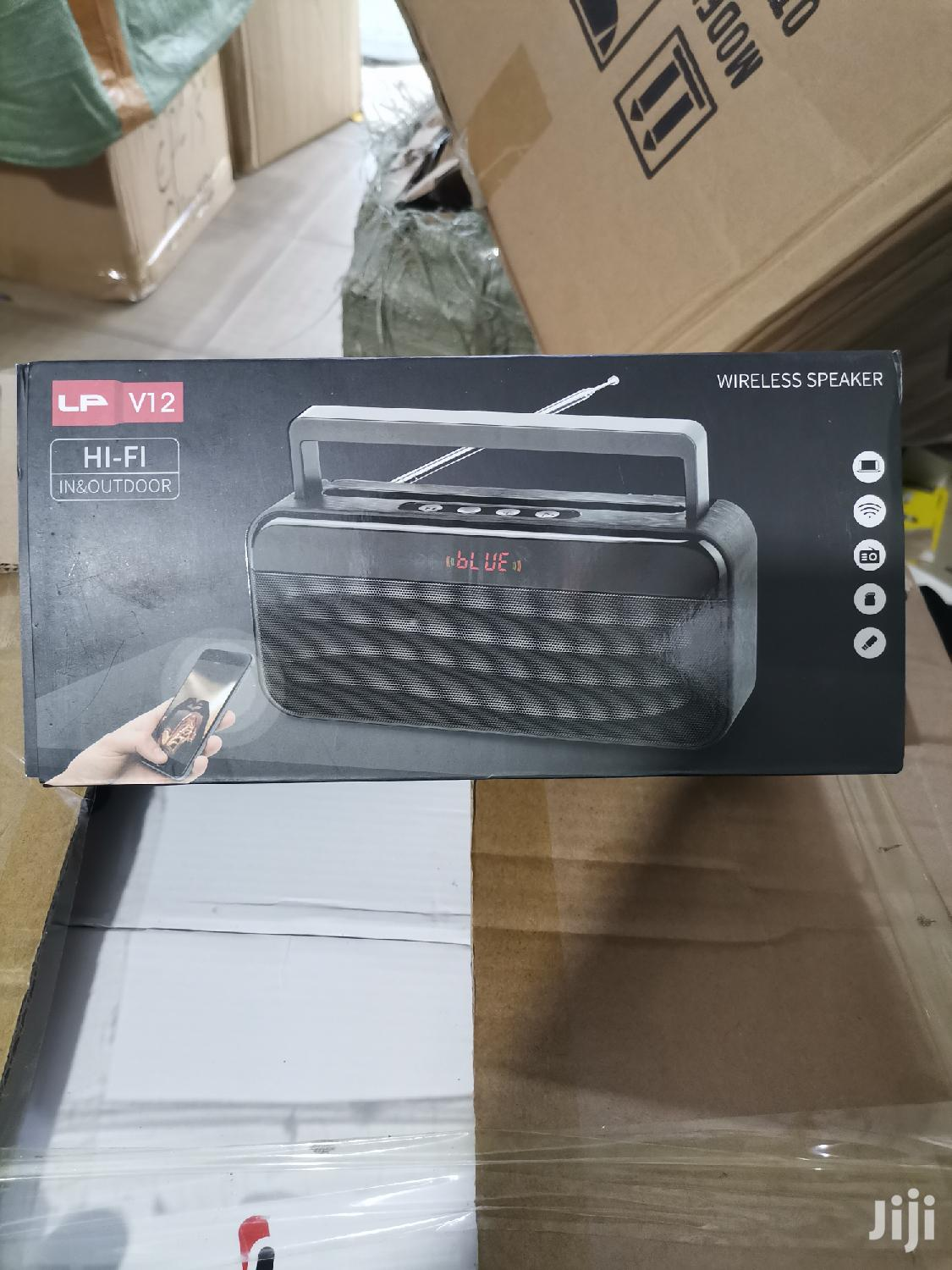 Bass Bluetooth Speaker | Audio & Music Equipment for sale in Abossey Okai, Greater Accra, Ghana