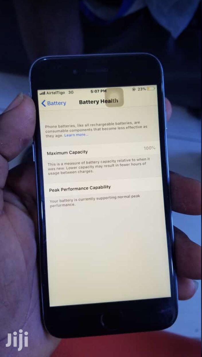 Archive: Apple iPhone 6 32 GB Gray