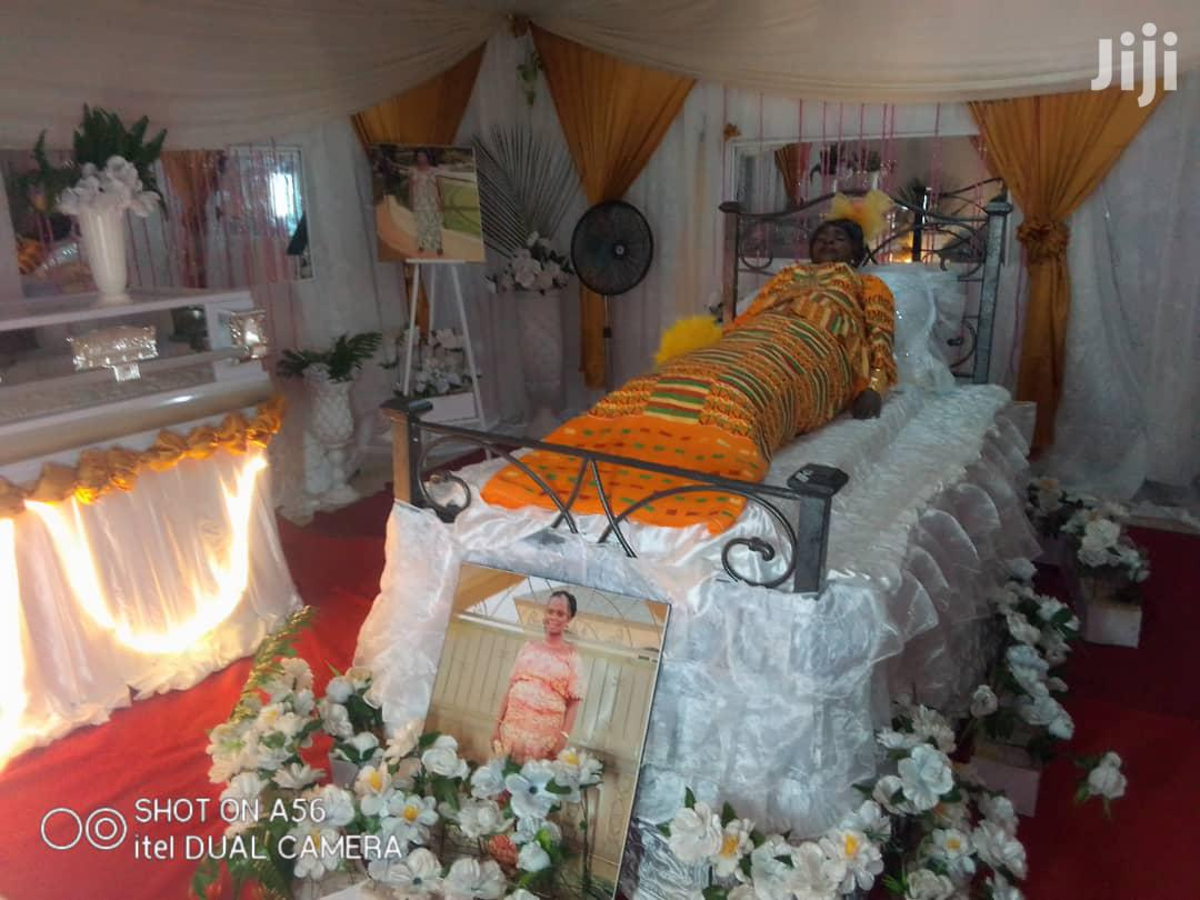 Funeral, Wedding Decos & Room Painting Design | Party, Catering & Event Services for sale in Juabeso, Western Region, Ghana