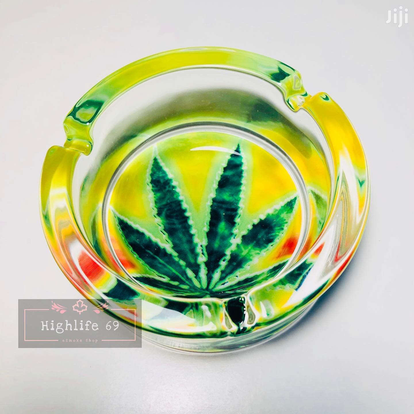 Ashtray - Cannabis Design | Tobacco Accessories for sale in Achimota, Greater Accra, Ghana