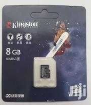 Original Kingston SD Memory Card 8GB | Accessories & Supplies for Electronics for sale in Greater Accra, Accra new Town