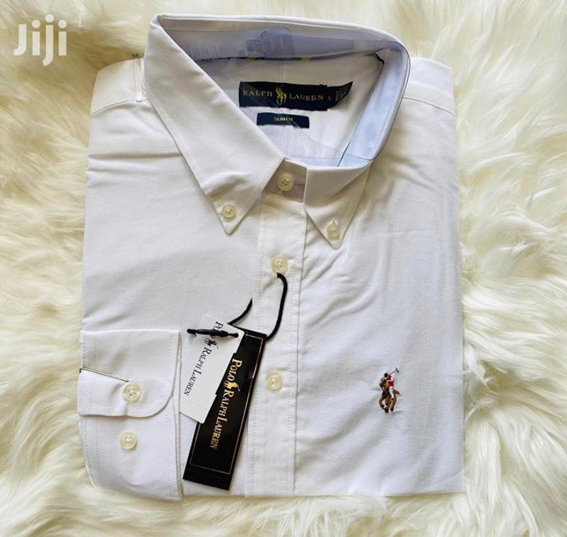 Archive: Original Polo Long Sleeves Shirt