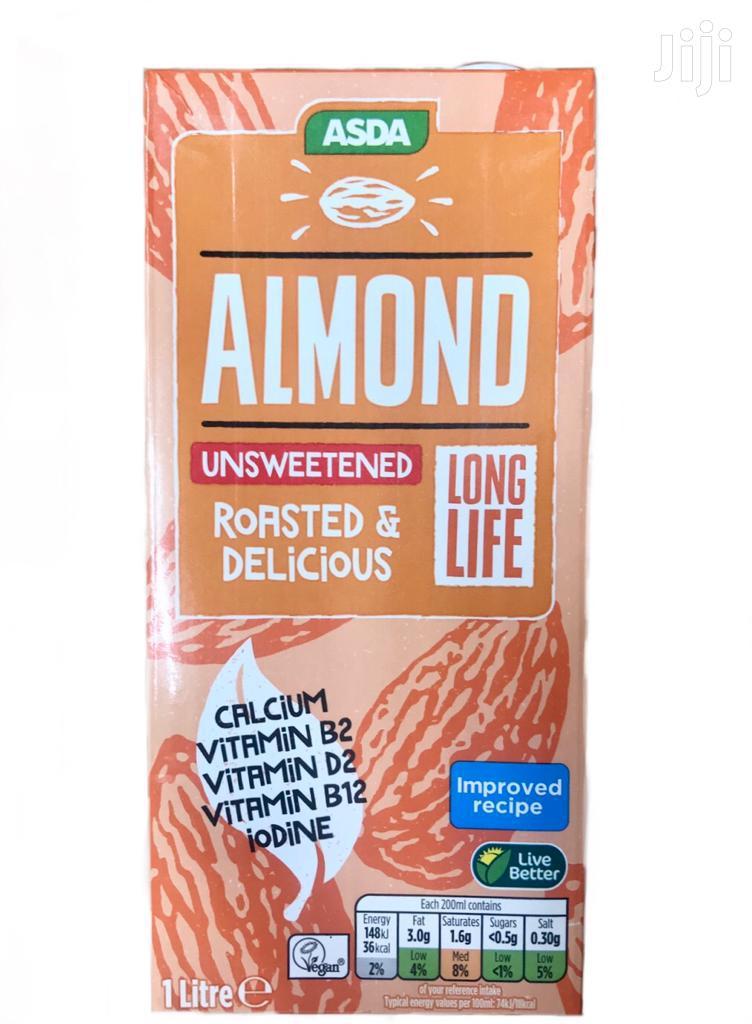 Archive: Almond Milk Unsweetened/Sweetened 1ltr