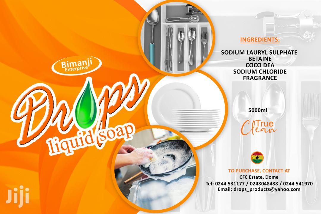Liquid Soap | Home Accessories for sale in Achimota, Greater Accra, Ghana