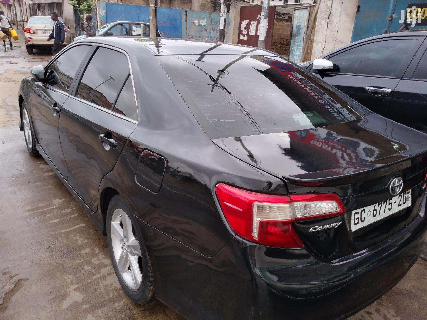 Toyota Camry 2013 Black | Cars for sale in Kokomlemle, Greater Accra, Ghana