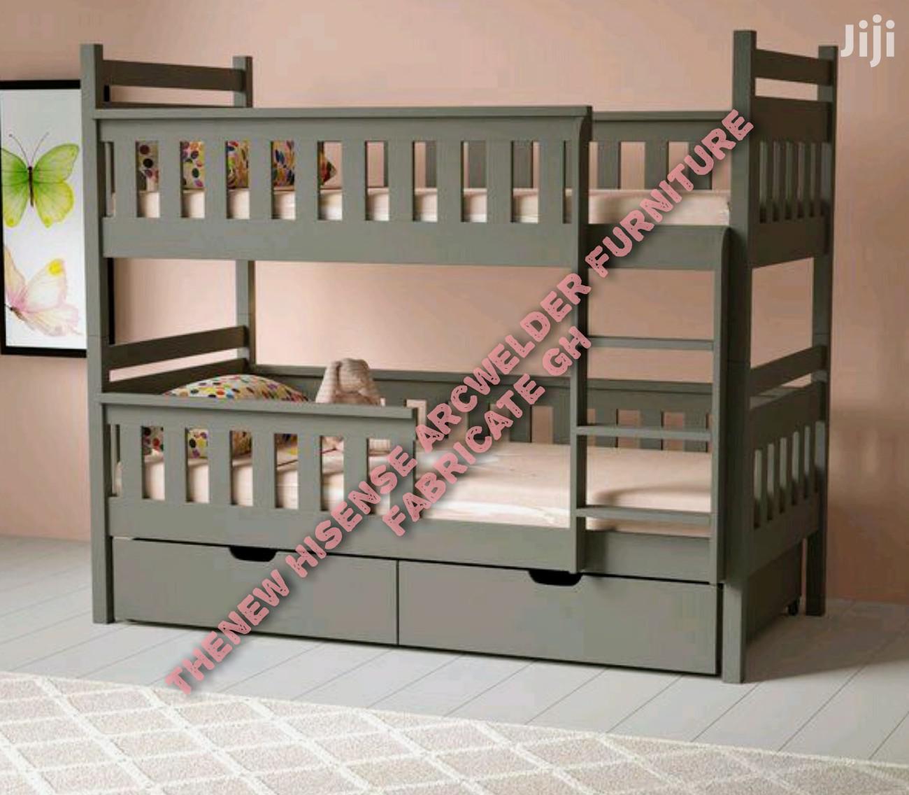 Picture of: Metal Bunk Bed In Achimota Furniture Henakku Solomon Jiji Com Gh